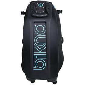 Biknd Helium V4 Fietsbagage zwart/turquoise